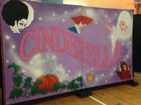 Panto fun at Ballynure Primary