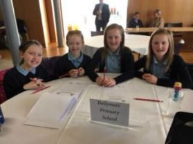 Road Safety Quiz at Mossley Mill