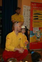 Visit from the RNLI.