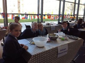 Fairtrade Bake Off