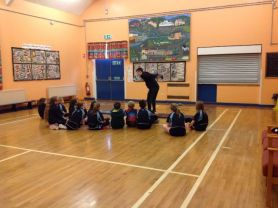 P7 Athletics Taster Session