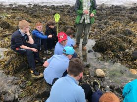 P5/6 Trip to School by the Sea