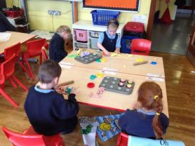 P1 settle into Ballynure Primary